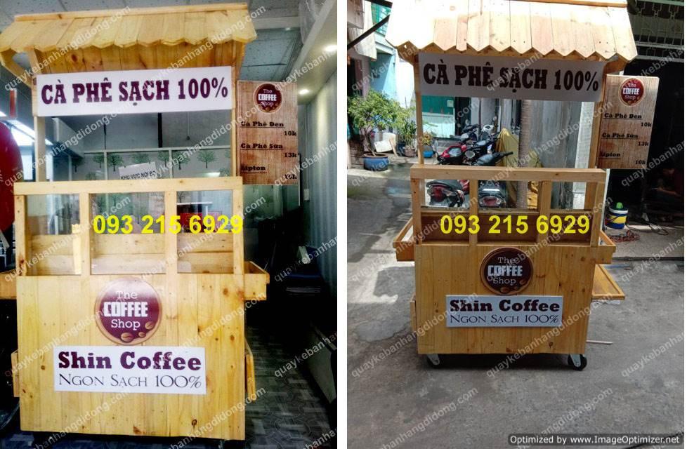 xe ban cafe go