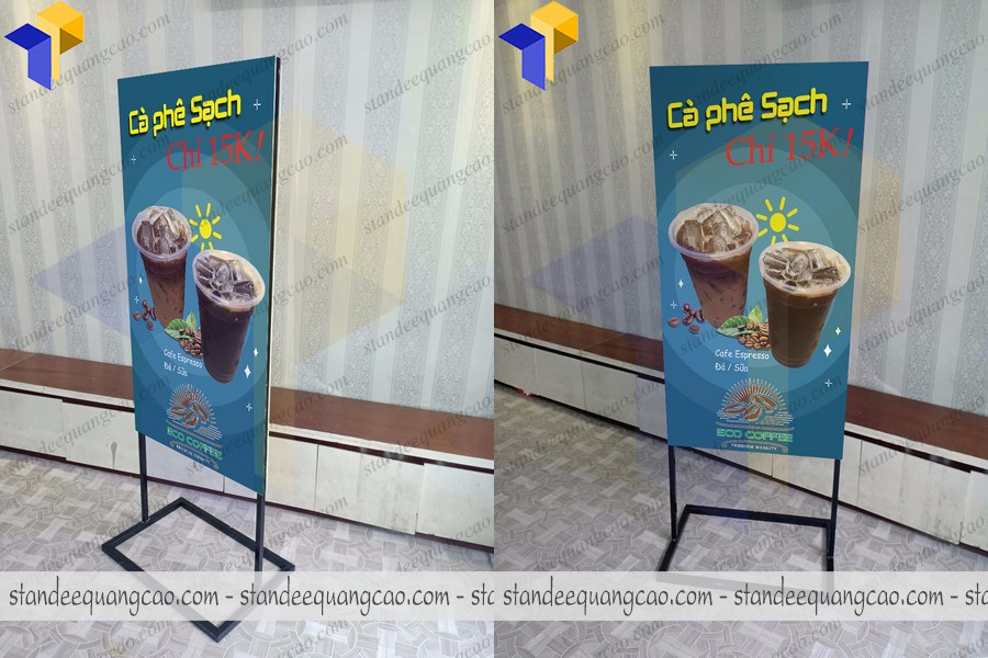Cung cấp standee