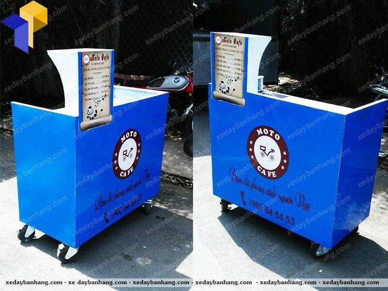 xe cafe moto hcm