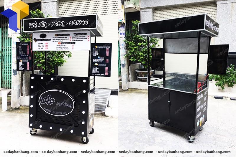 xe cafe kien giang