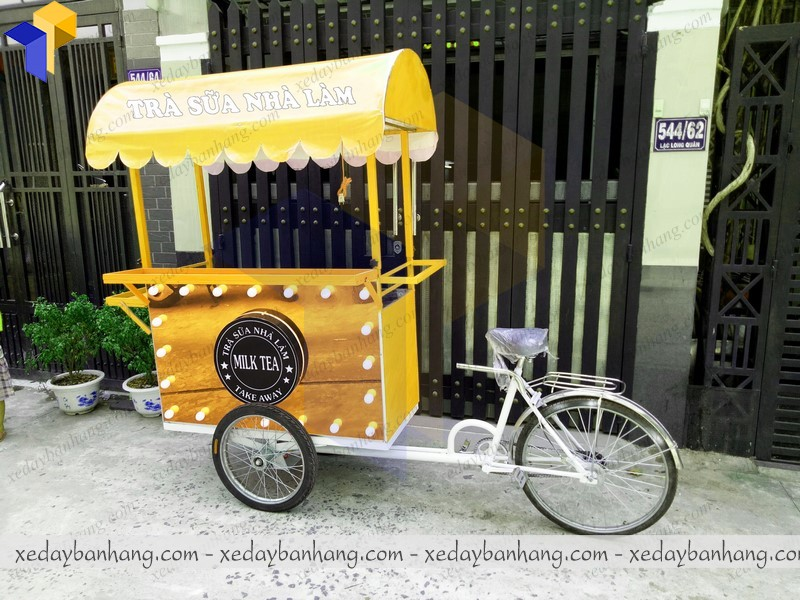 xe đạp bán hàng giá rẻ